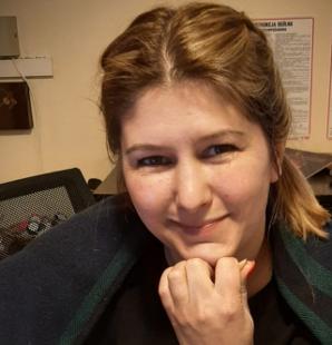 Sekretarka Ewelina Praniuk
